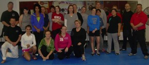 Womens' Self Defense Jan. 2012